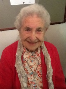 Vera Potter, a Honoury Life Member of SWBC, celebrated her 100th Birthday on Sunday 19th July.